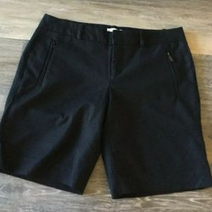 Calvin Klein Womens Shorts Black With Pockets 8